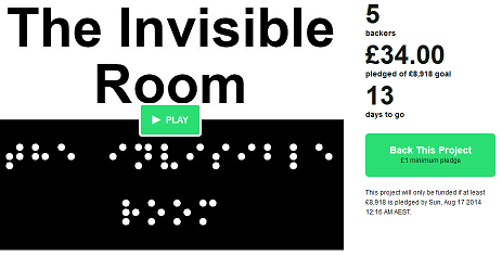 the invisible room
