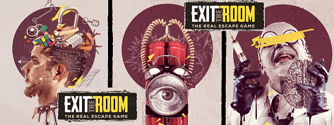 exit the room 2