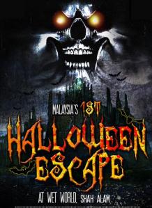 malaysia's 1st halloween escape