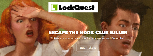 escape the book club killer