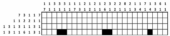 GCHQ's 2015 Christmas Puzzle: Meet the Nonogram, plus tips on how to